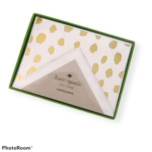Kate Spade New York note cards 10 pack